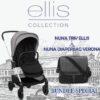 Nuna Triv Ellis Collection