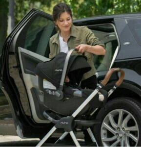 NUNA TRIV EASY COMPATIBLE WITH PIPA CARRIER